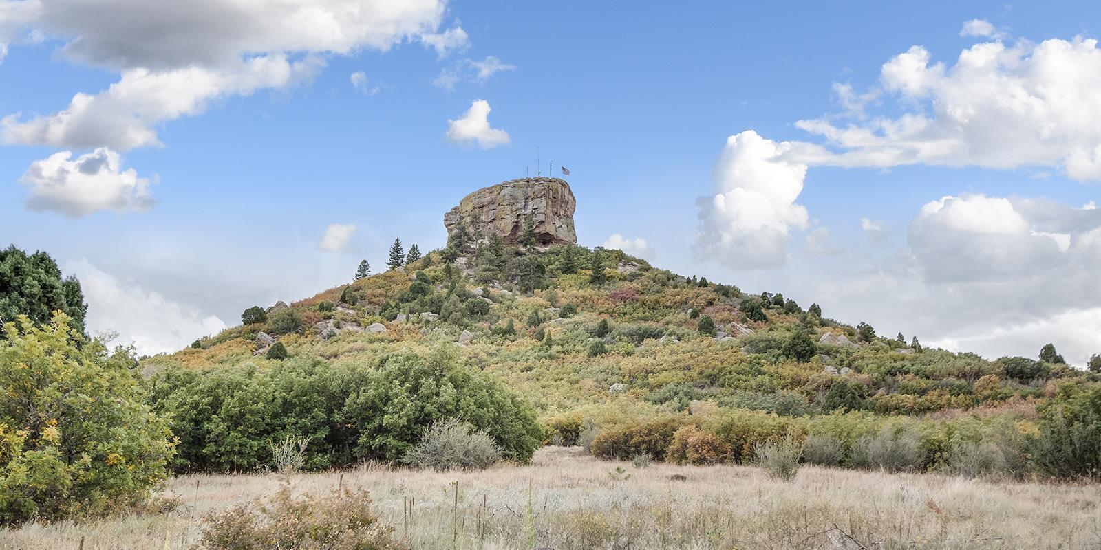 Castle Rock Banner 1